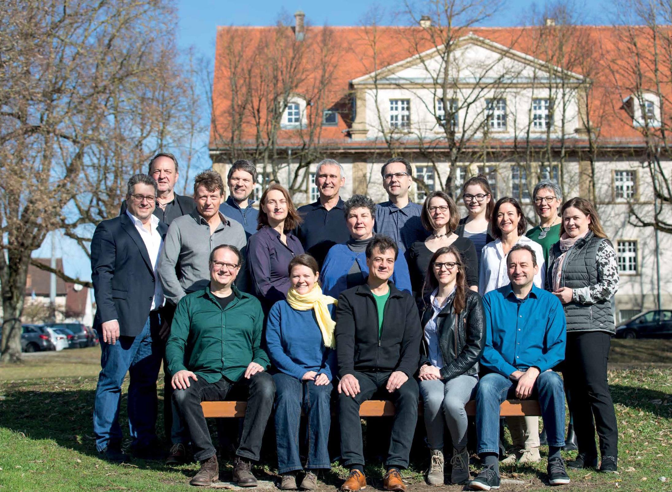 Vorstellung unserer Kandidatinnen und Kandidaten der Liste Bündnis 90/Die Grünen Ehningen