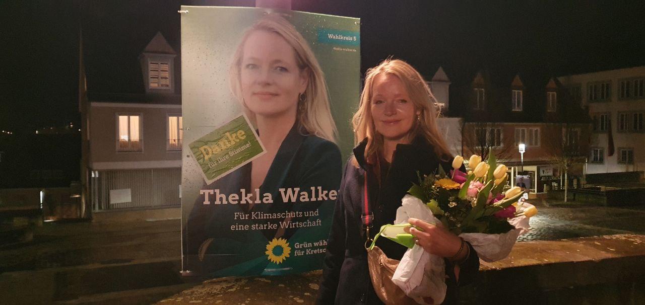 Herzlichen Dank für das große Vertrauen in unsere grüne Politik!